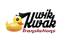 Kwik Kwak Translations